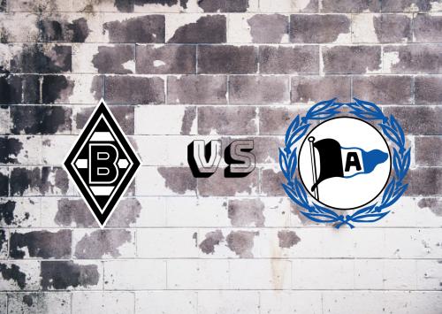 Borussia M'gladbach vs Arminia Bielefeld  Resumen