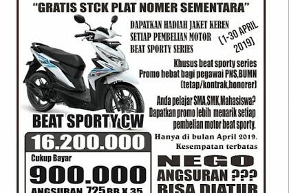 Hot Promo Motor Honda di NETRAL JAYA MOTOR Tasikmalaya