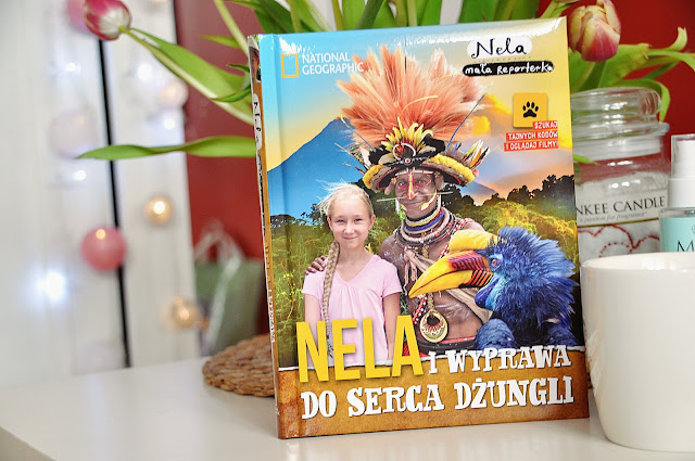 """""""Nela i wyprawa do serca dżungli"""" - Nela"""