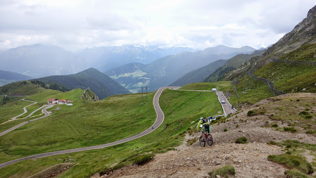 Trails Jaufenpass