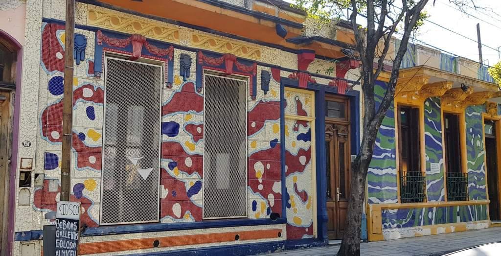 casa chorizo pintada