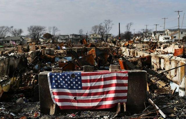 Волны кризиса в США. Развёрнутый прогноз. Александр Роджерс