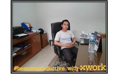 Menyewa Ruangan di XWORK - Blog Mas Hendra