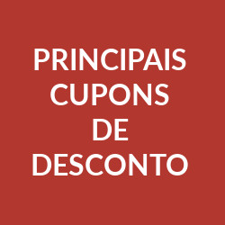 Principais Cupons de Desconto