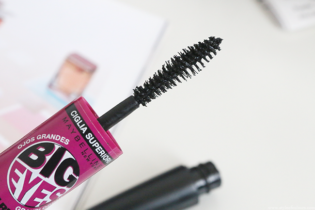 Maybelline Big Eyes Mascara