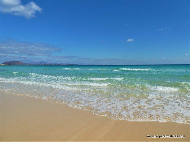 las mejores playas para ver en Fuerteventura