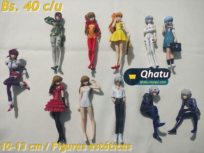 Figuras de anime y manga: Diferentes personajes
