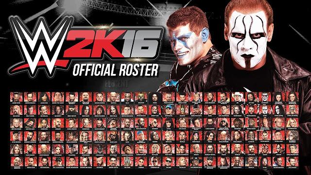 รีวิวเกมมวยปล้ำ PC WWE 2K16
