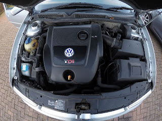 VW Golf Thermostat Replacement Without Removing Alternator