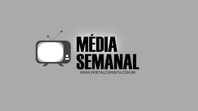 Média semanal das novelas entre 21 e 26/09