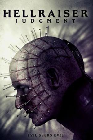 Poster Hellraiser: Judgment 2017