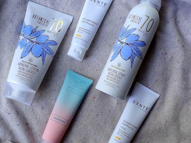 Five New Sunscreen Finds To Try Out This Summer