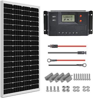 WEIZE Volt Solar Panel