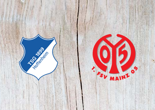 Hoffenheim vs Mainz 05 - Highlights 23 December 2018