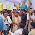आज दमोह मे प्रत्याशी अजय टंडन के पक्ष में मध्य प्रदेश कांग्रेस कमेटी के अध्यक्ष एवं पूर्व मुख्यमंत्री माननीय कमलनाथ जी नें चुनावी सभा को संबोधित किया