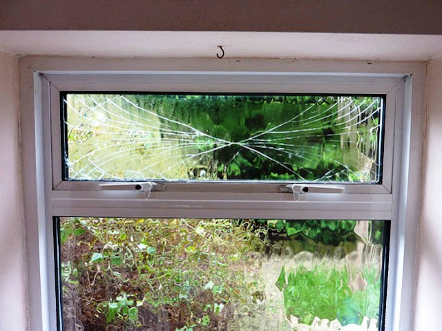 Repair Broken WINDOW GLASS
