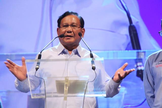 Lirikan Prabowo ke Rizal Ramli Saat Bahas Kriteria Menteri Untuk Kabinetnya