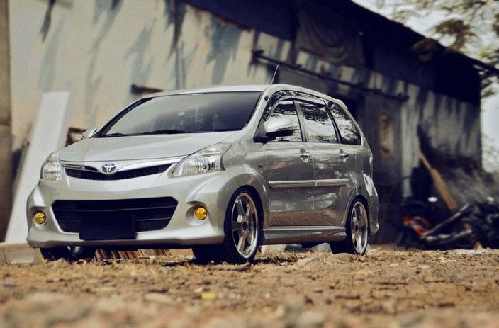 Kumpulan Gambar Modifikasi Keren Dan Elegan Mobil Toyota