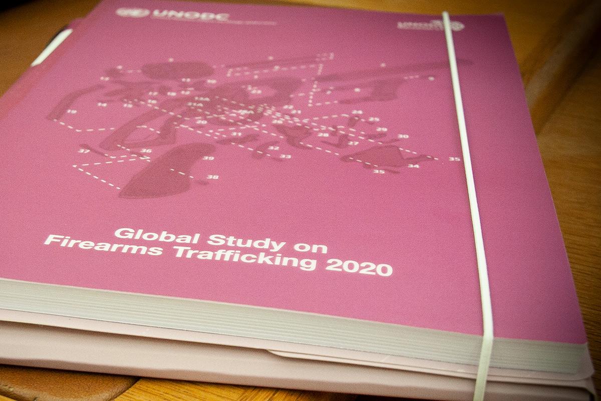 NNUU publicó el informe que desnuda el tráfico de armas en todo el mundo / UNODC