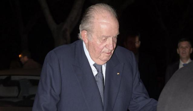 Juan Carlos I paga más de cuatro millones a Hacienda en una segunda regularización