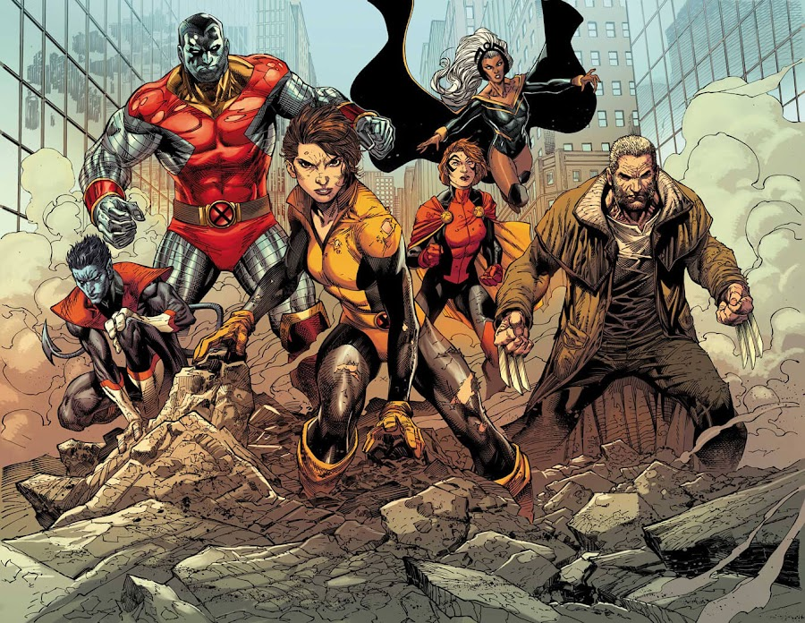 ardian syaf x-men marvel