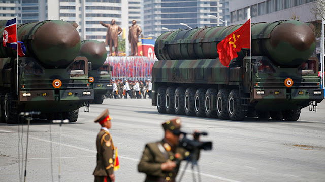 China insta a EE.UU. y a la comunidad internacional a no crear más problemas sobre Corea del Norte