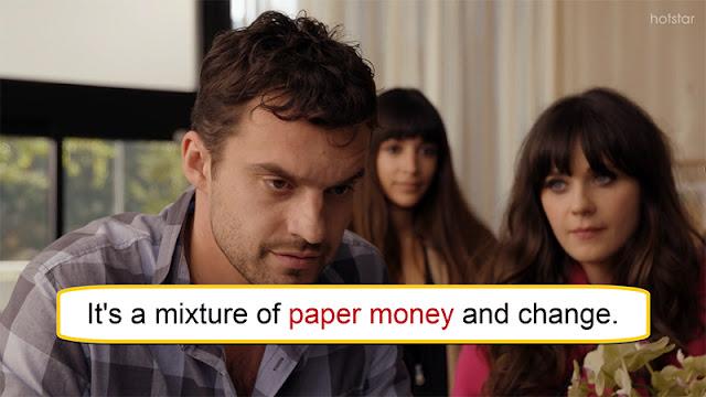 Bahasa Inggrisnya Uang Kertas