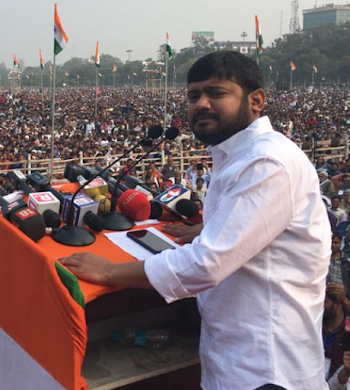 दिल्ली सरकार ने कन्हैया कुमार पर 2016 के राजद्रोह मामले में मुकदमा चलाने की मंजूरी दे दी.