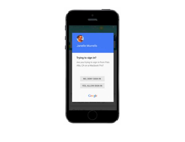 جوجل تطلق ميزة جديدة لتأمين حسابات المستخدمين