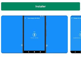 Application gratuite pour changer de voix lors d'un appel vers Android