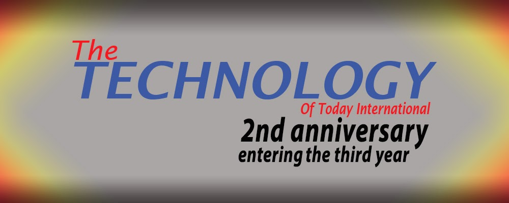 the technology of today 2nd anniversary
