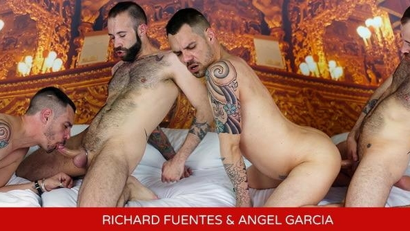 Richard Fuentes & Angel Garcia