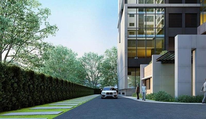 Lựa chọn sống xanh tại Chung cư Hà Sơn Tower