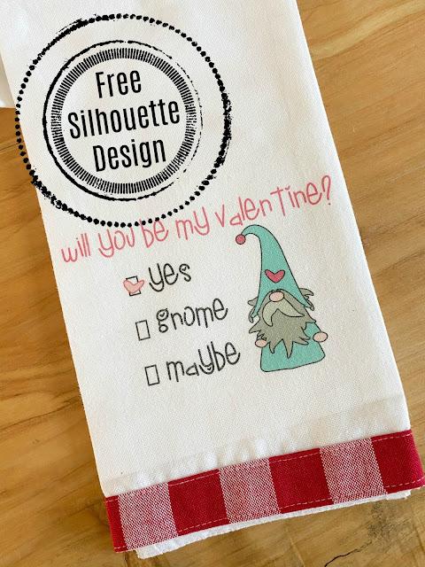 free silhouette studio file, free studio file, free silhouette svg file, freebie friday, free silhouette design