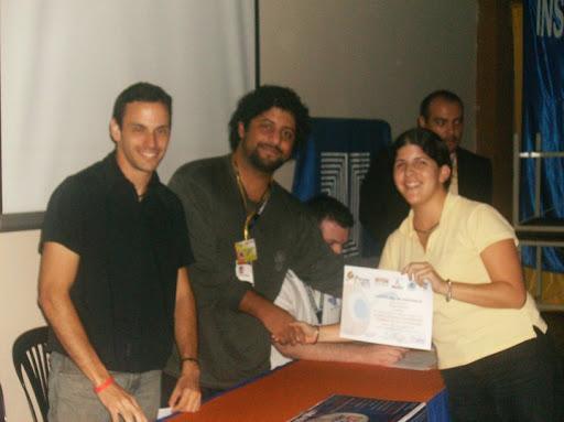 Entrega de certificados talleres avanzados