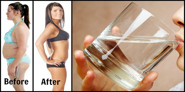Drink Water In This Quantity And Lose 10KG Weight In 1 Month - 100% Works