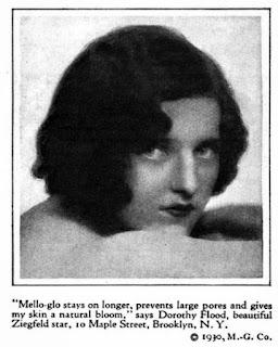 Dorothy Flood Ad