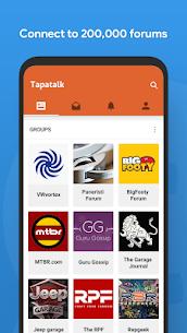 Tapatalk Pro v8.8.4 build 1640 Mod Apk (VIP Unlocked)