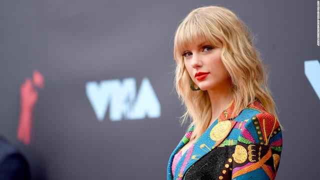 Taylor Swift and Billie Eilish win big at MTV Europe Music Awards - rictasblog.com