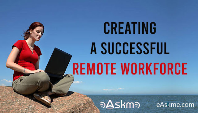 Creating a Successful Remote Workforce: eAskme