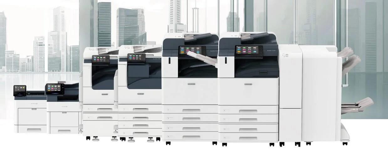 Fuji Xerox Philippines Launches 21 New ApeosPort Series Models