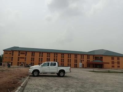 Zana commissions new ultramodern female hostel