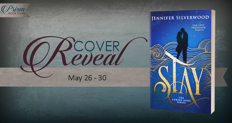 We're revealing the cover for STAY by Jennifer Silverwood! #StayPrism #CoverReveal