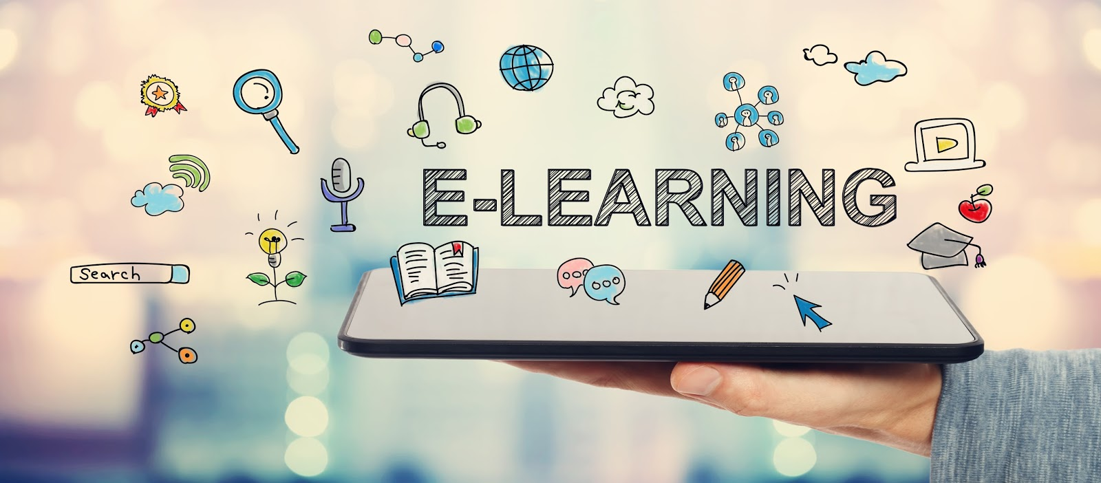 e-learning startup