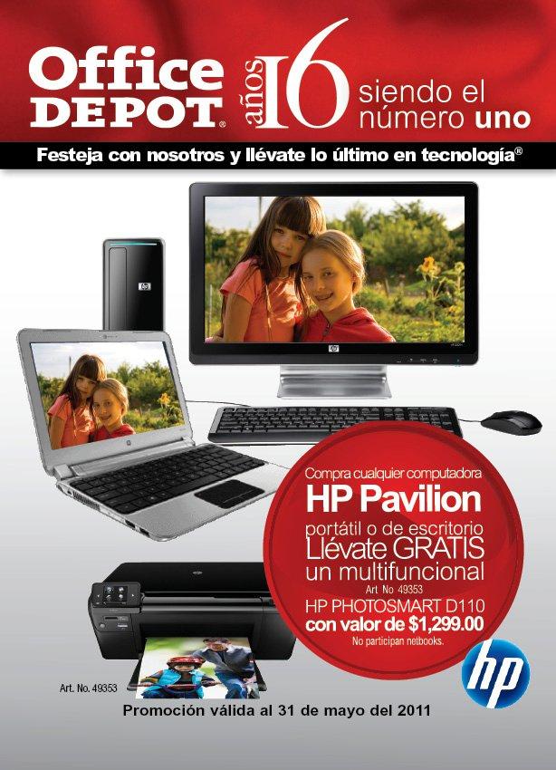 Office Depot Multifuncional Gratis Con Compra De