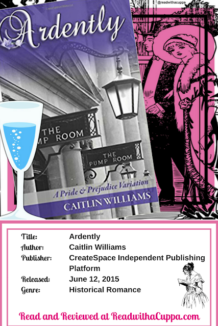 Read the book review for Ardently by Caitlin Williams at https://www.readwithacuppa.com/2018/07/book-review-ardently-caitlin-williams.html