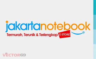Logo JakartaNotebook - Download Vector File SVG (Scalable Vector Graphics)