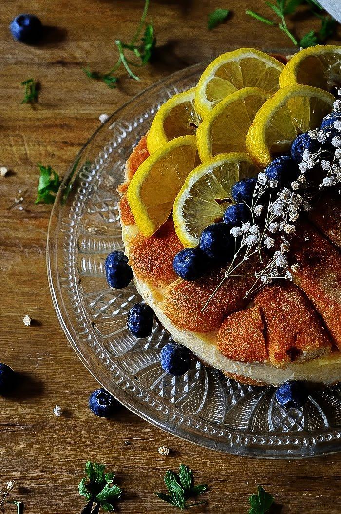 Tarta fría de limón - TuvesyyoHago