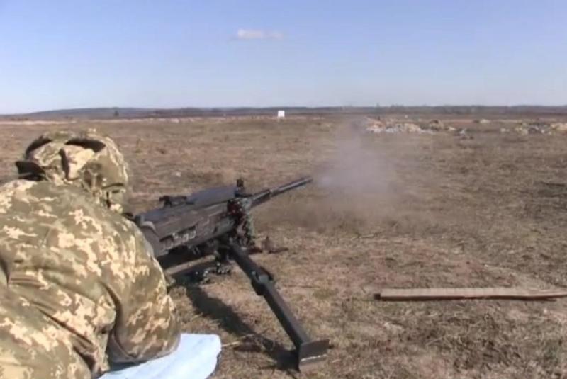 ЗСУ візьмуть на озброєння 12,7-мм єдиний кулемет ХАДО