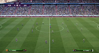 eFootball PES 2020 FrostBite Turf by DanieL